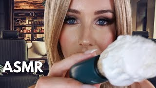 Relaxing Men's Pampering Roleplay 💈 ASMR Men's Shave and Haircut