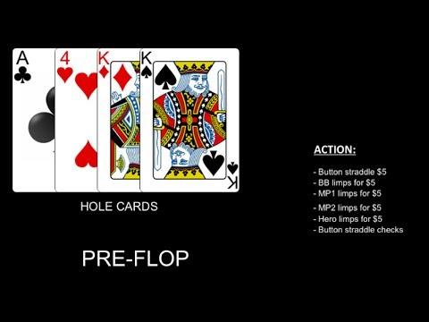 Vlog #5 - Mixing Omaha (poker) with Vegas prep