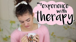 My Experience with Therapy | World Mental Health Day