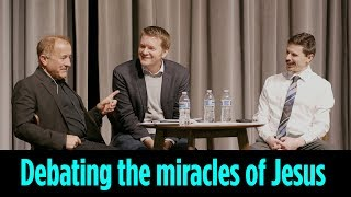 Are the miracles of Jesus unbelievable? Michael Shermer vs Luuk Vandeweghe