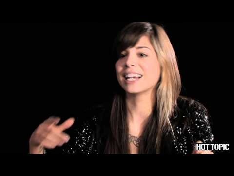 Interview: Christina Perri