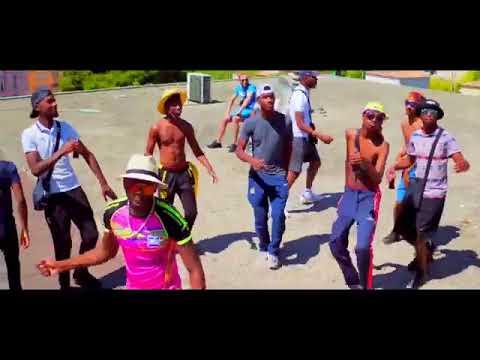 La Coza Feat . Commandant Dj Christian -  Bloque ( Clip Officiel)
