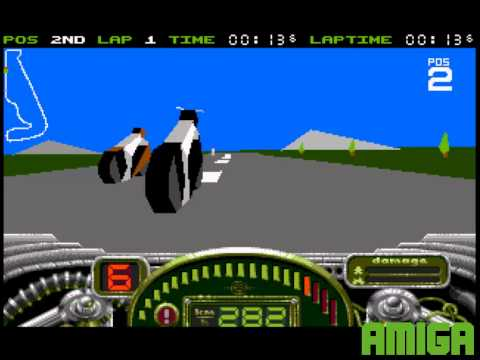 Atari ST VS Amiga - No Second Prize Soundtrack Battle [HD]