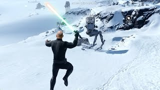 Мясник опасен ! Star Wars Battlefront
