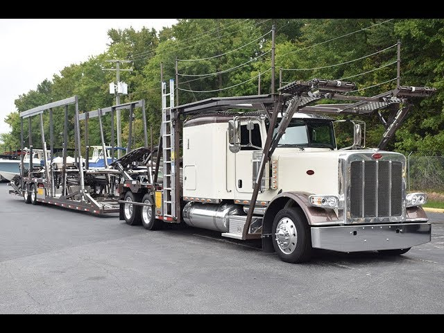 *SOLD* 2018 Peterbilt 389 with CX-11HCS – Stock#9068