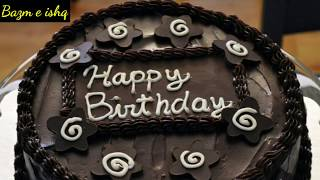 Happy birthday Happy birthday whatsapp status Birthday wishes Best friend birthday status HBD