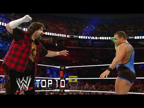 Santino's most memorable moments - WWE Top 10