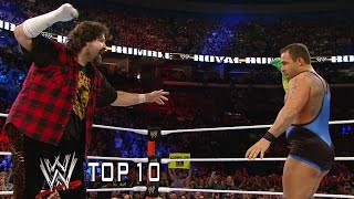 Santino's most memorable moments - WWE Top 10
