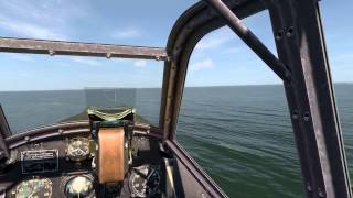 Cliffs of Dover , Tipps and Tricks Bombing Ships ( Bf 109 E4B) Tutorial