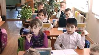 урок в 1ом классе Букреева А.А. 1 часть