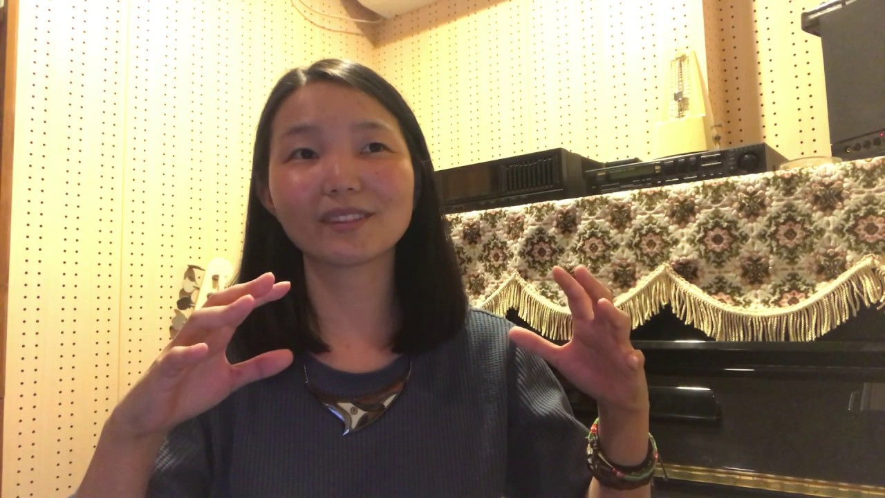 Message from Utako Japanese