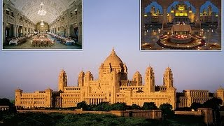 Umaid Bhawan Palace in Jodhpur, India, is TripAdvisor's No.1 Hotel