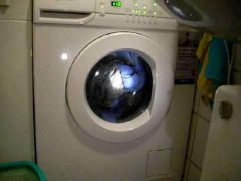 bauknecht waschmaschine youtube. Black Bedroom Furniture Sets. Home Design Ideas