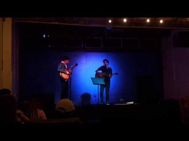 Whiskey/Coffee Cup (Live at Firecreek Coffee Company)