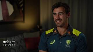 Mitchell Starc responds to Sarfraz Ahmed sledging dig
