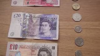 No239. Какими бывают английские деньги