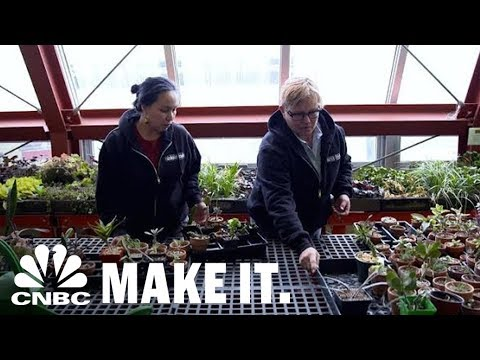 This Woman Turned Her Summer Job Into A Multimillion-Dollar Business | CNBC Make It.