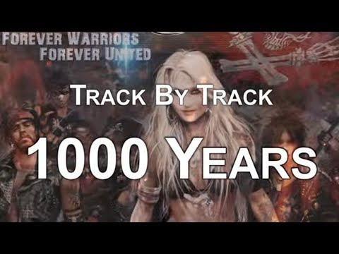 DORO - 1000 Years (OFFICIAL TRACK BY TRACK #14)
