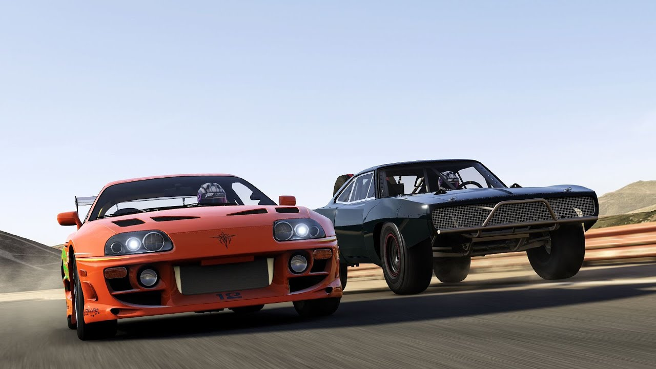 Forza Motorsport 6 Fast  Furious Car Pack Gameplay  YouTube