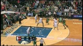 Kevin Garnett: Leading the Celtics over Kevin Love and the Timberwolves (24 points, 2012)