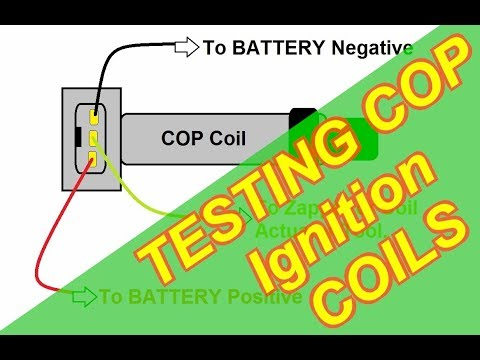 How to Test a COP Ignition Coil, Internal Igniter