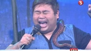 Chico Loco on Killer Karaoke (Full)
