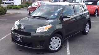 (SOLD) 2012 Scion xD Preview, For Sale At Valley Toyota Scion In Chilliwack B.C. # 14586A