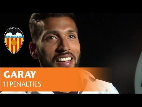 GARAY | 11 PENALTIES  | VALENCIA CF