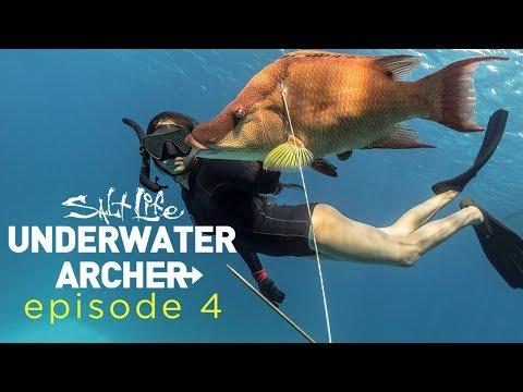 Underwater Archer: Ep. 4 - Palm Beach & Bahamas | Salt Life