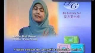 FC Bio Sanitary Pad - Pad Herba Eksklusif oleh Avail Beauty