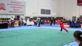 Павел Муратов. Чанцюань на международном турнире