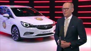видео Новинка Autobild 2015 года – хетчбек Opel Karl