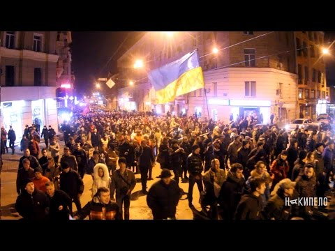 Архив Накипело: Революция в Харькове. 22 февраля 2014 года
