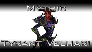 [Mythic] Last Line of Defence - Tyrant Velhari (Multi POV)