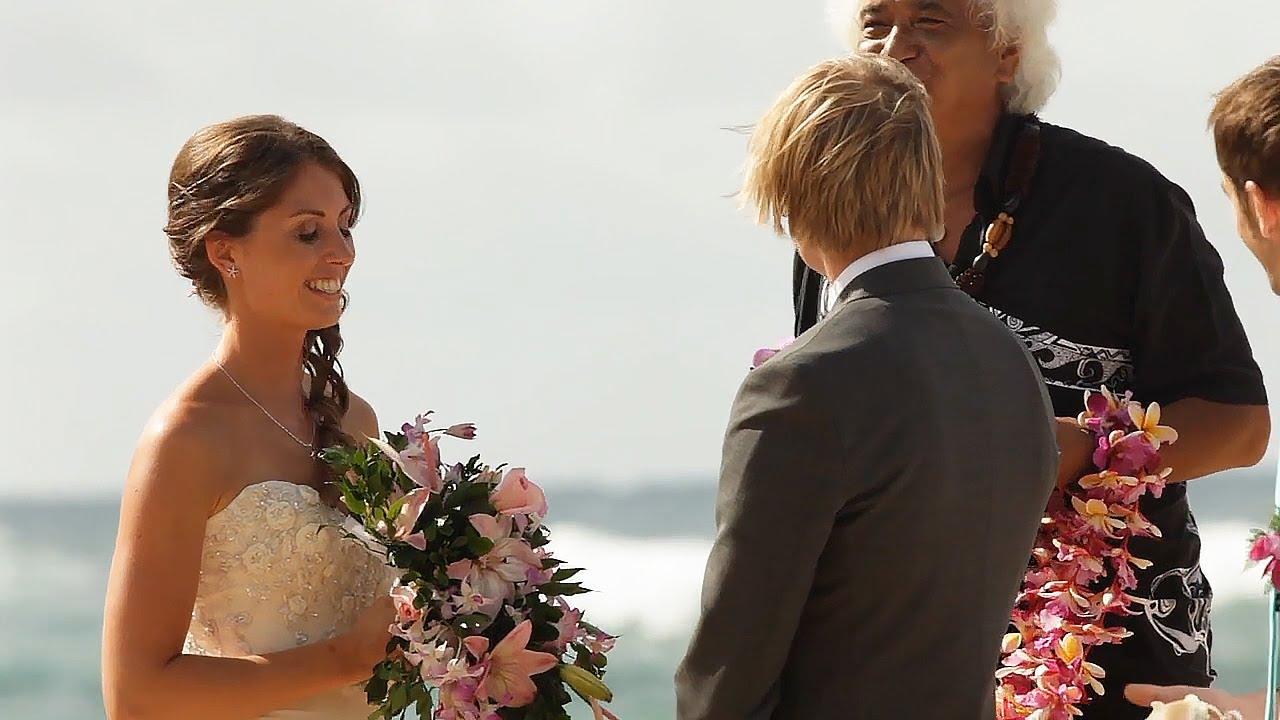 Chris and Joy Destination Wedding Kauai