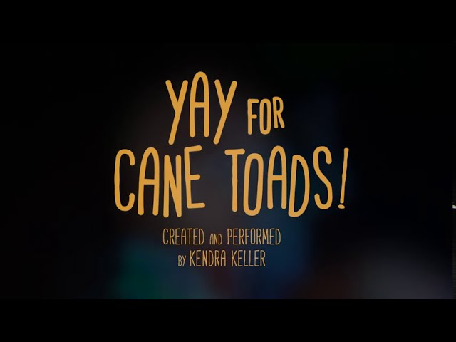 Yay For Cane Toads! - Trailer