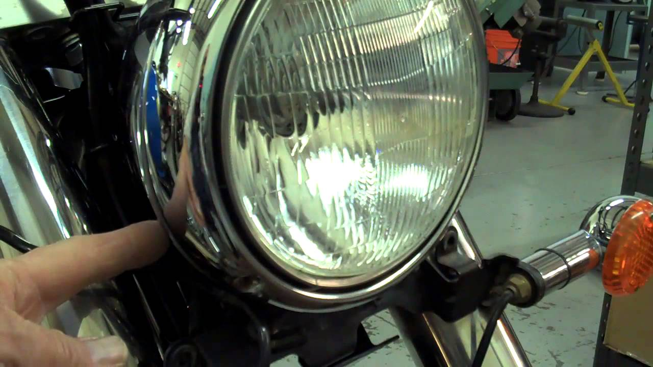 Wiring Light Bar Diagram Suzuki Volusia C50 800 Removing The Front Light Bar