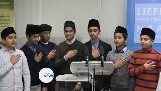 Belgium's Dilbeek & Eupen host Interfaith Dinners