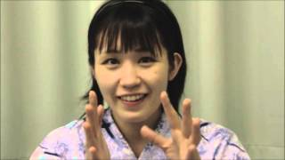 カン劇cockpit第8回公演『変調・夏祭浪花鑑2015』PR動画 塩尻綾香