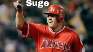 """Mike Trout highlights """"Suge"""""""