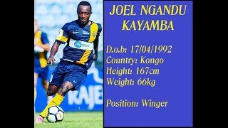 Joel Ngandu Kayamba || Winger - Highlights 2018