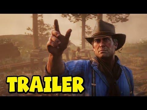 Red Dead Redemption 2 - Trailer de Lanzamiento - Subtitulos en Español - Subtitulado - 1080p