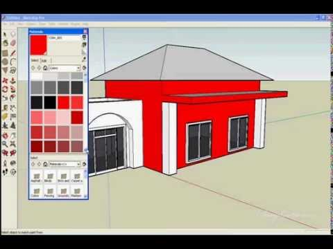 Tutorial Dasar Google Sketchup   1.  Introduction