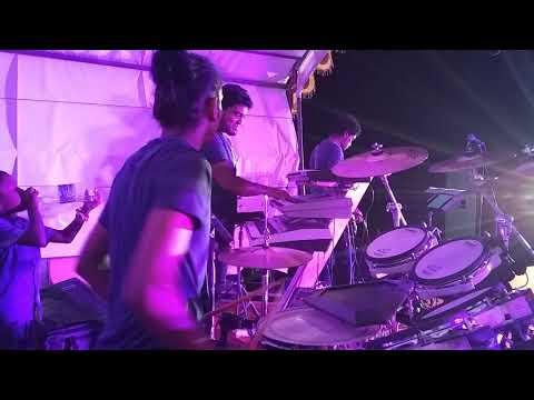 Poo malai oru pavai drum Johnson , thangamagan , sri lanka drummer