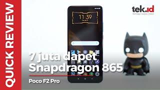 Quick Review Xiaomi Poco F2 Pro, Rp7 juta-an dapet Snapdragon 865
