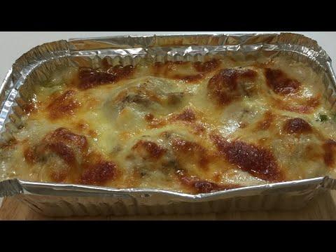 Download Resepi Meatball Carbonara Cheese