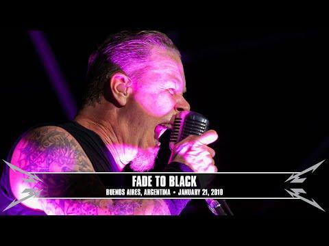Metallica: Fade to Black (MetOnTour - Buenos Aires, Argentina - 2010) Thumbnail image