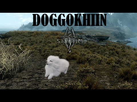 Gabe the Dog - Doggokhiin (TES V: Skyrim)