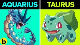 What Pokemon Are You Based On Your Zodiac Sign?