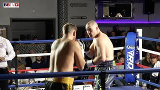 ALEX DICKINSON VS ZACH THOMPSON - BBTV - BLACK FLASH & ERT PROMOTION LIVERPOOL